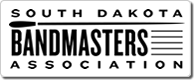 South Dakota Bandmasters Retina Logo
