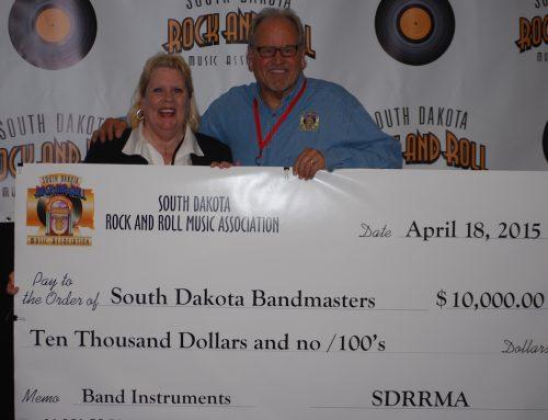 Nine Schools Receive $1000 Grants from SDRRMA